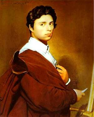 Ingres_selfportrait