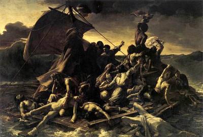 The_raft_of_the_medusa